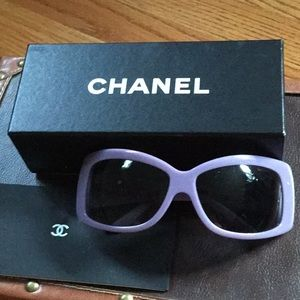 Chanel Authentic Woman Sunglasses